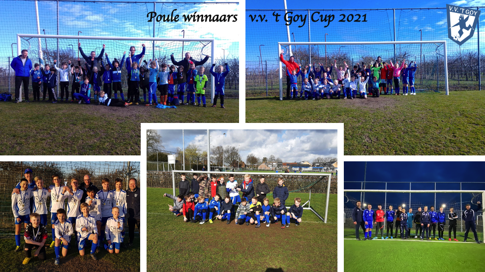 v.v. 't Goy Cup een groot succes